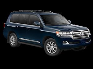 Toyota 2018 Land Cruiser