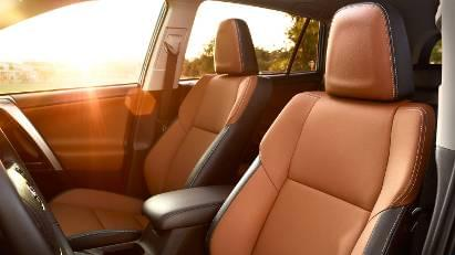Interior Leather Upholstry
