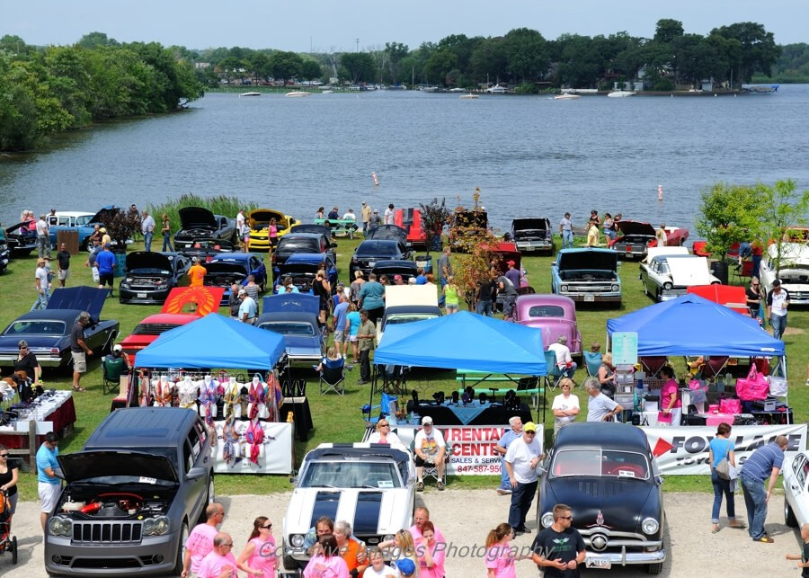 Fox Lake Car Show by Ccretive images