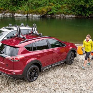 2018 Toyota RAV4 Adventure and Limited AWD