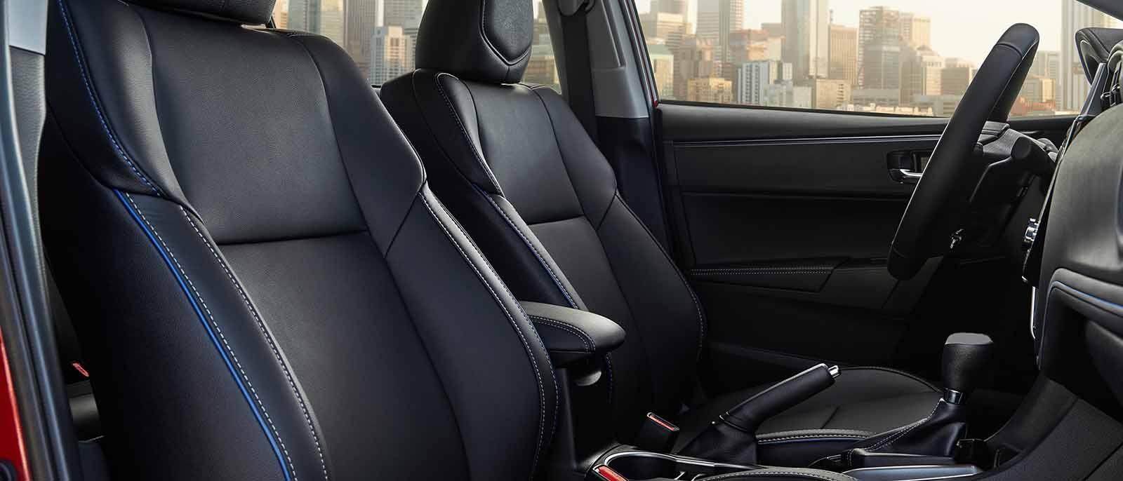 2017 Toyota Corolla Interior ...