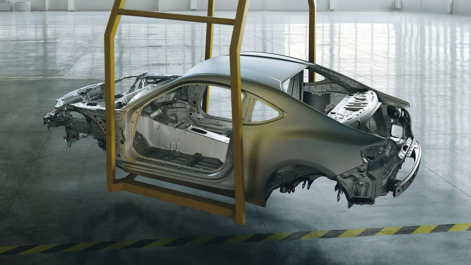 Safety Features of the New Toyota 86 at Garber in Waukegan, IL