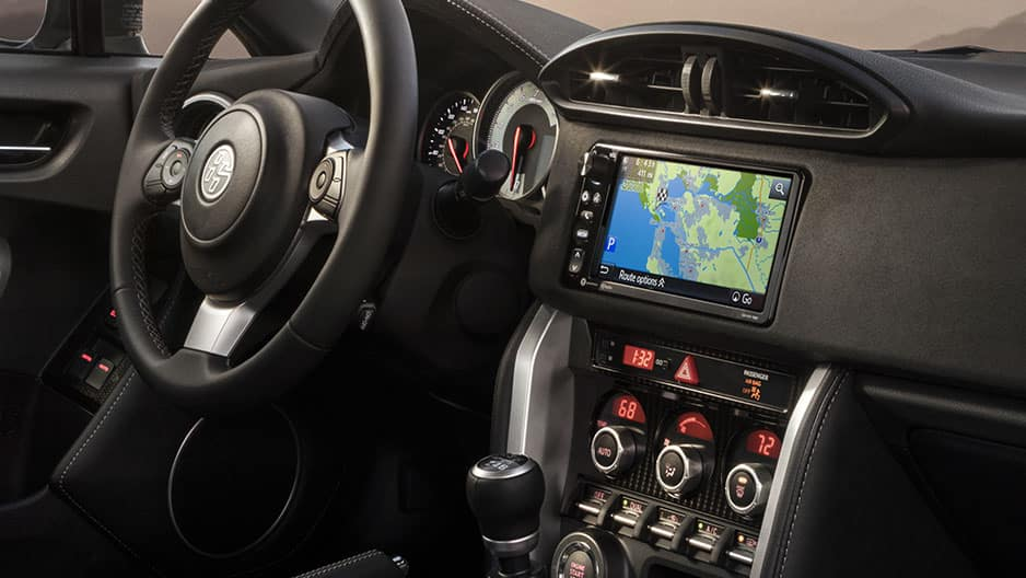 Technology Features of the New Toyota 86 at Garber in Waukegan, IL
