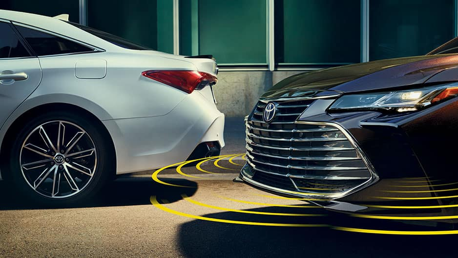 Safety Features of the New Toyota Avalon at Garber in Waukegan, IL