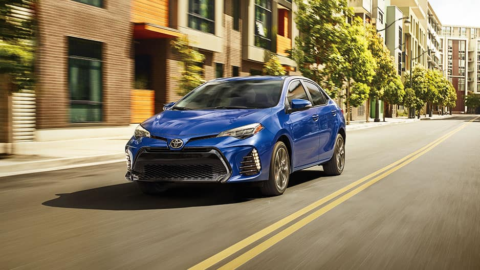 Performance Features of the New Toyota Corolla at Garber in Waukegan, IL