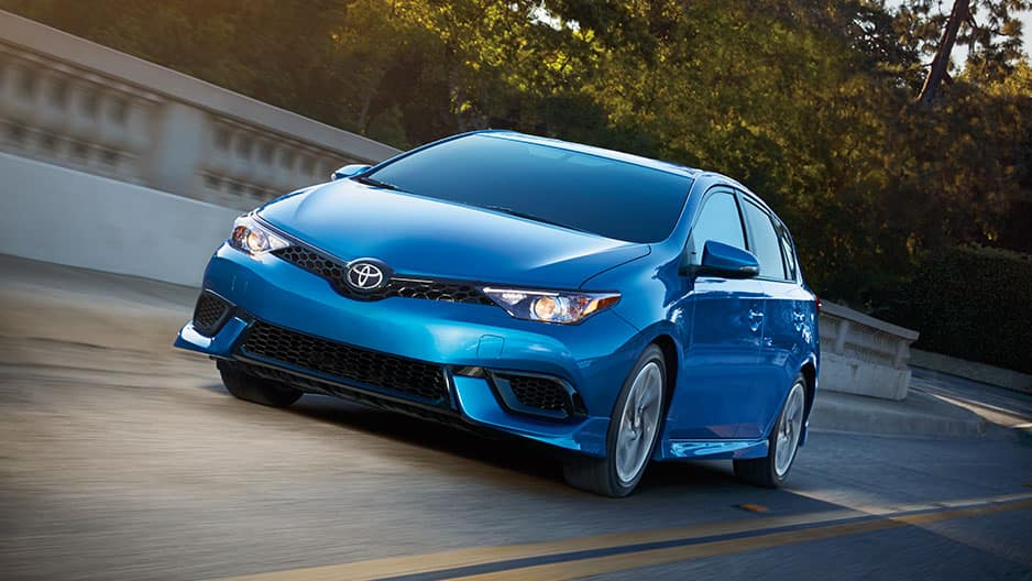 Performance Features of the New Toyota Corolla iM at Garber in Waukegan, IL
