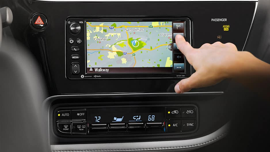 Technology Features of the New Toyota Corolla iM at Garber in Waukegan, IL