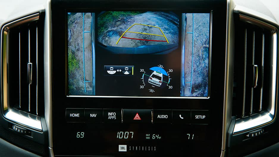 Safety Features of the New Toyota Land Cruiser at Garber in Waukegan, IL