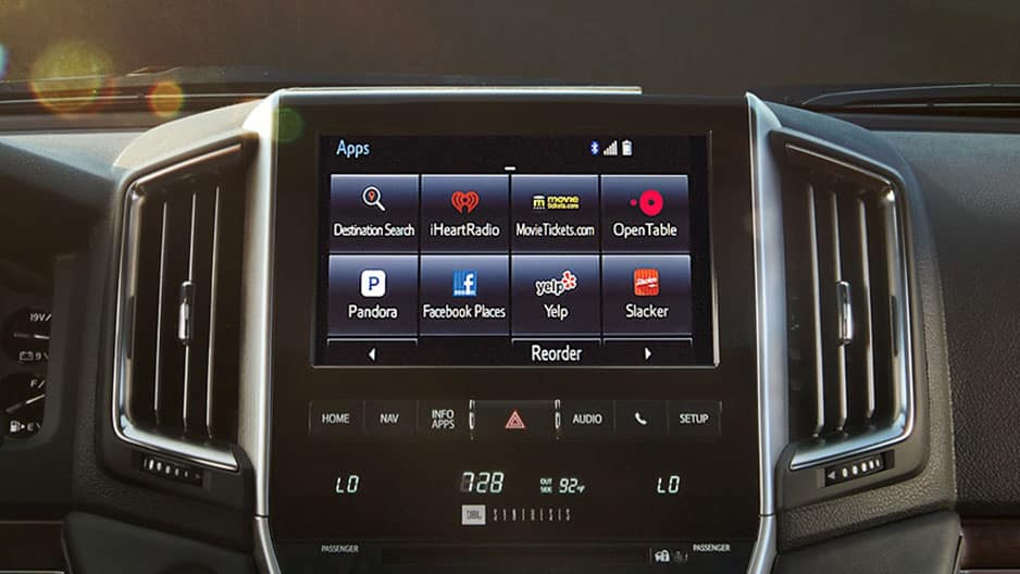 Technology Features of the New Toyota Land Cruiser at Garber in Waukegan, IL