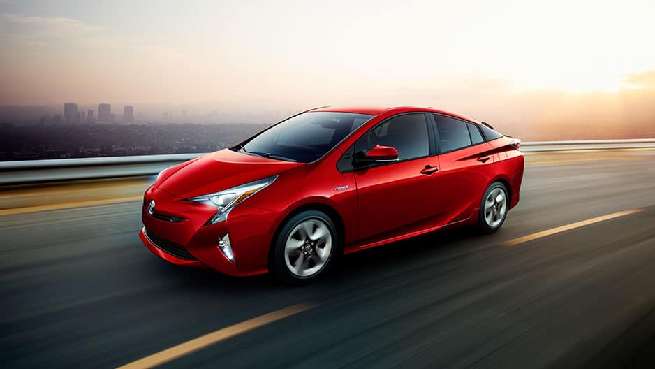 Performance Features of the New Toyota Prius at Garber in Waukegan, IL