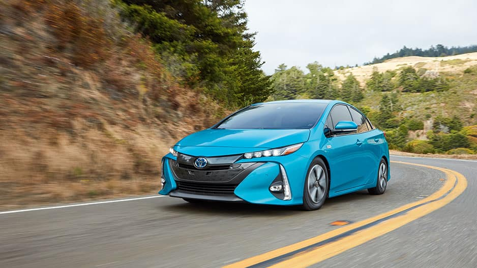 Performance Features of the New Toyota Prius Prime at Garber in Waukegan, IL