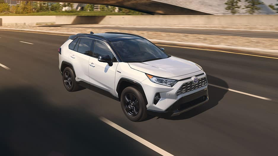 Performance Features of the New Toyota RAV4 Hybrid at Garber in Waukegan, IL