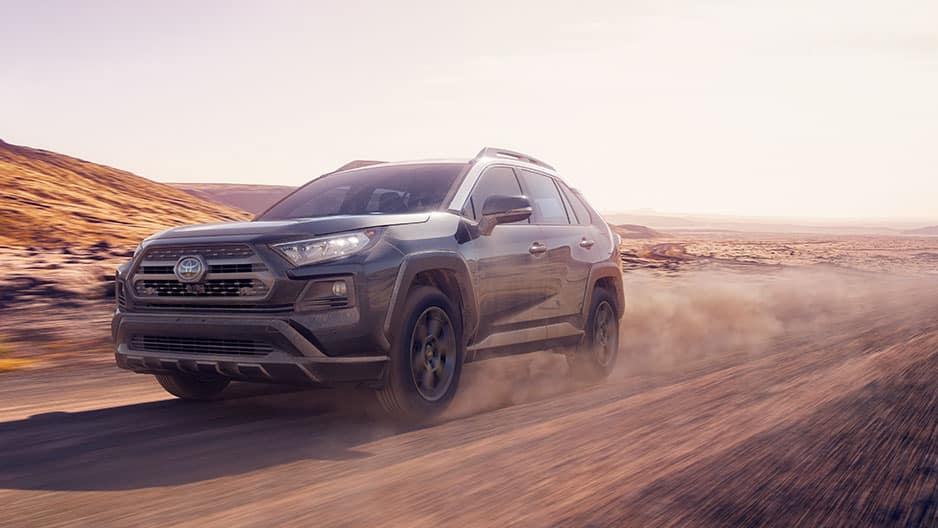 Performance Features of the New Toyota RAV4 at Garber in Waukegan, IL