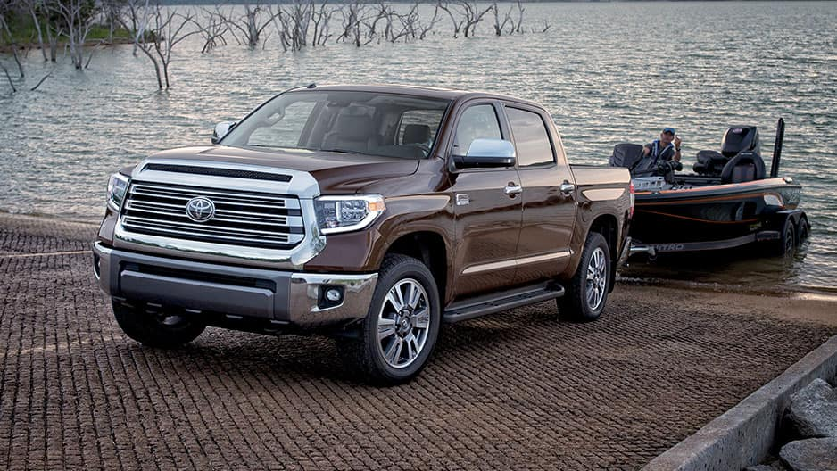 Performance Features of the New Toyota Tundra at Garber in Waukegan, IL