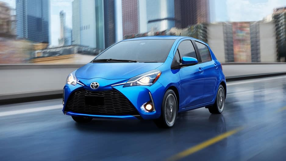 Performance Features of the New Toyota Yaris at Garber in Waukegan, IL