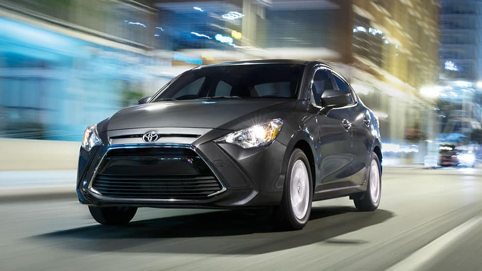 Performance Features of the New Toyota Yaris iA at Garber in Waukegan, IL