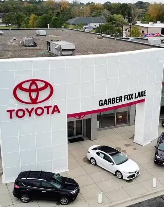 Garber Fox Lake Toyota