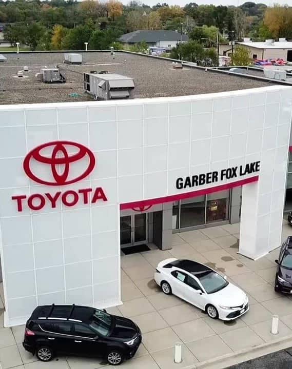 Garber Fox Lake Toyota