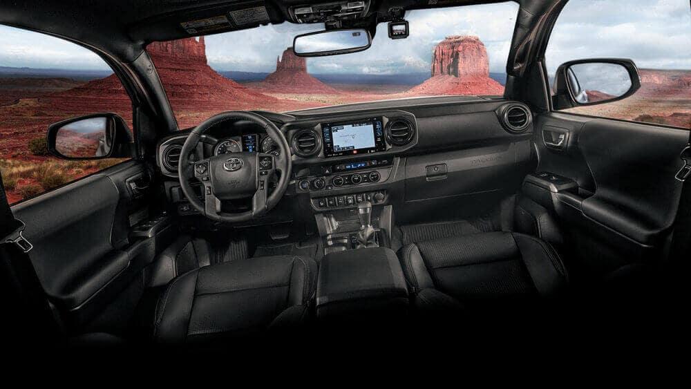 2018 Toyota Tacoma Interior Cabin