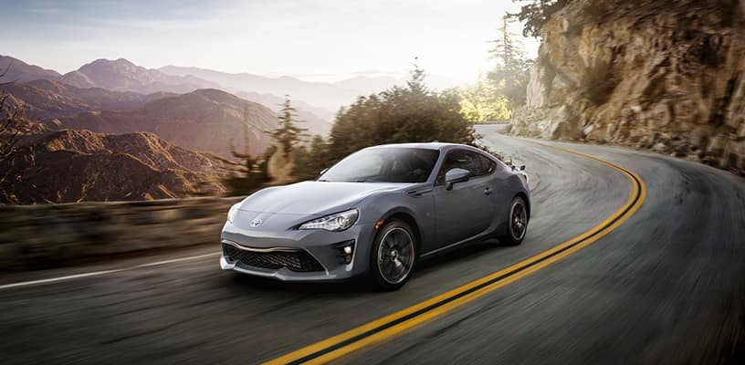 2018 Toyota 86 Driving