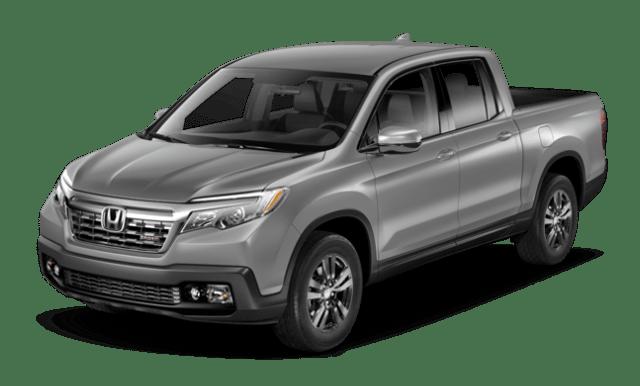 2018 Honda Ridgeline RT 2WD
