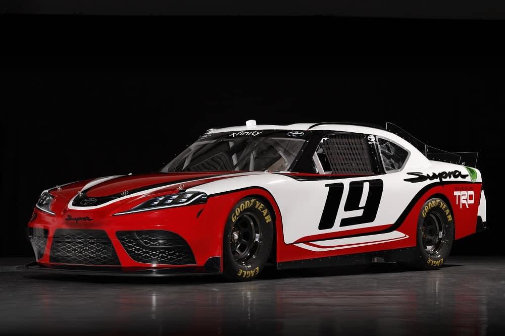 2019 Toyota Supra NASCAR