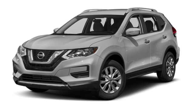 2018 Nissan Rogue S compare