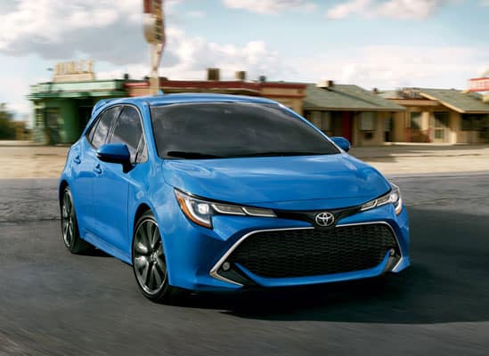 Small Hatchback Shootout 2019 Toyota Corolla Hatchback Vs 2019