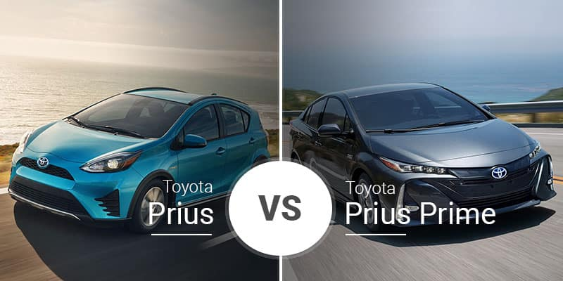 Prius Vs Prius C >> Toyota Prius Vs Toyota Prius Prime Do You Need That Plug