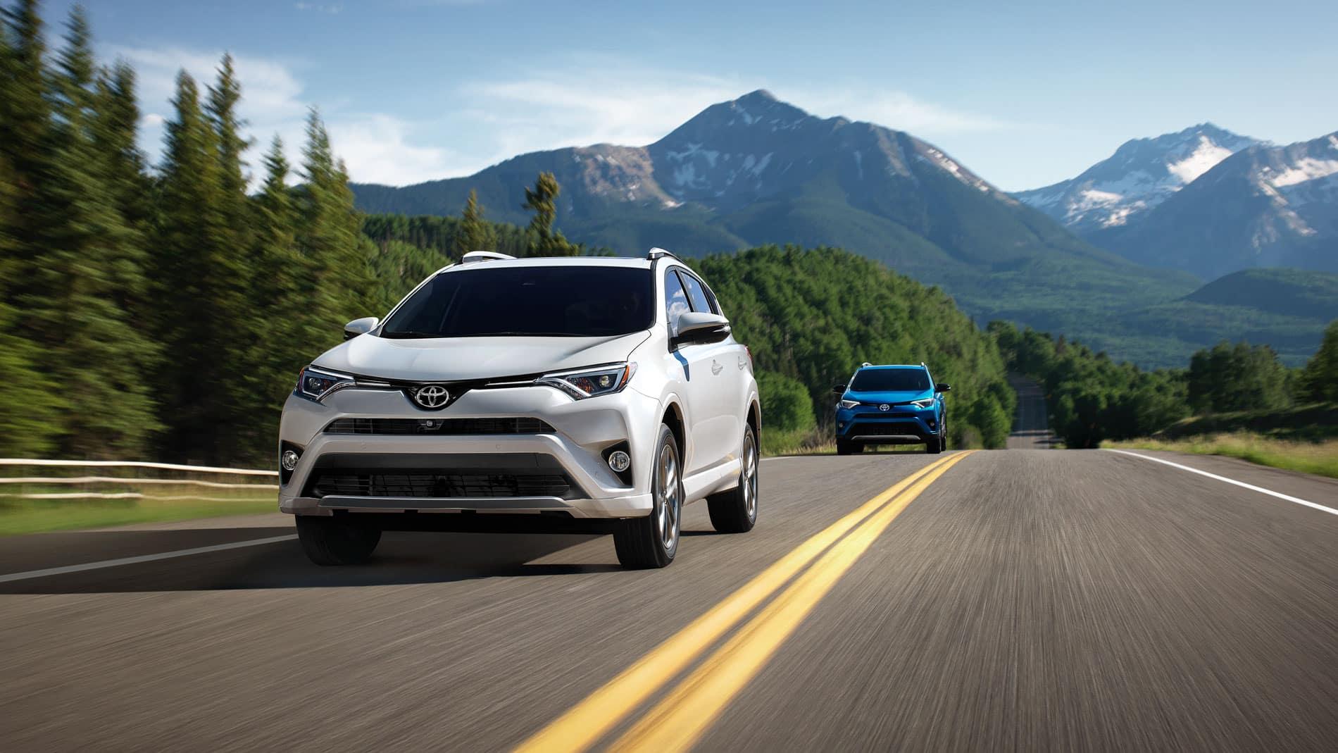 Toyota RAV4 Vs  Honda CR-V: Compact Crossover Shootout