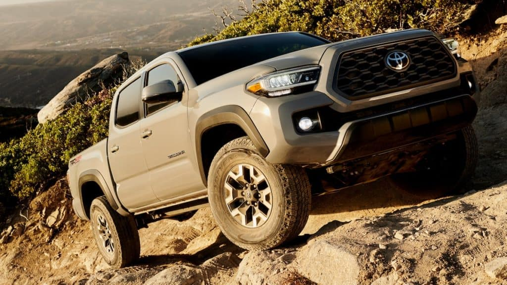 2020 Toyota Tacoma Debuts With a New Look and Features