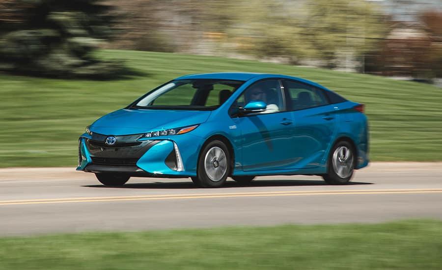 Toyota Prius Prime Vs  Hyundai Ioniq Plug-In: Plug-In Powerhouses
