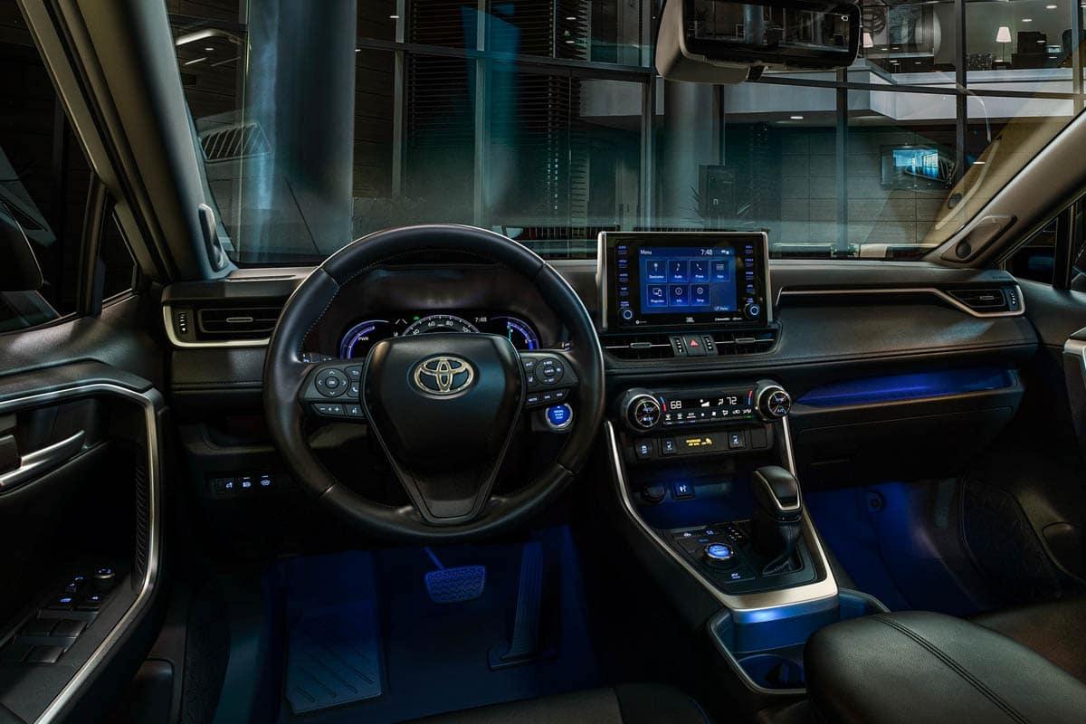 Toyota Rav4 Hybrid Vs Toyota Rav4