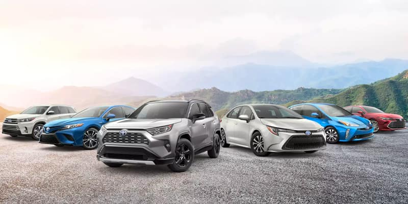 Image result for 2020 toyota lineup
