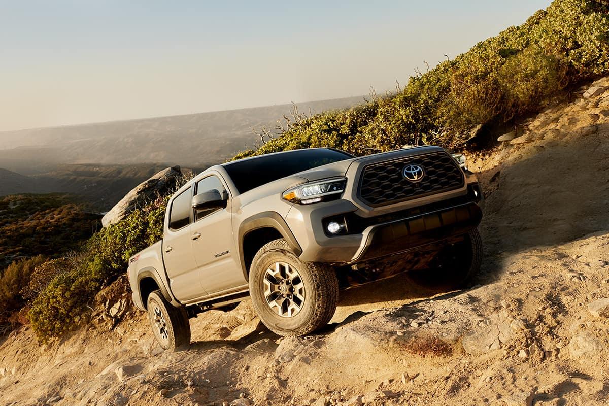 Gmc Canyon Towing Capacity >> Toyota Tacoma Vs Gmc Canyon