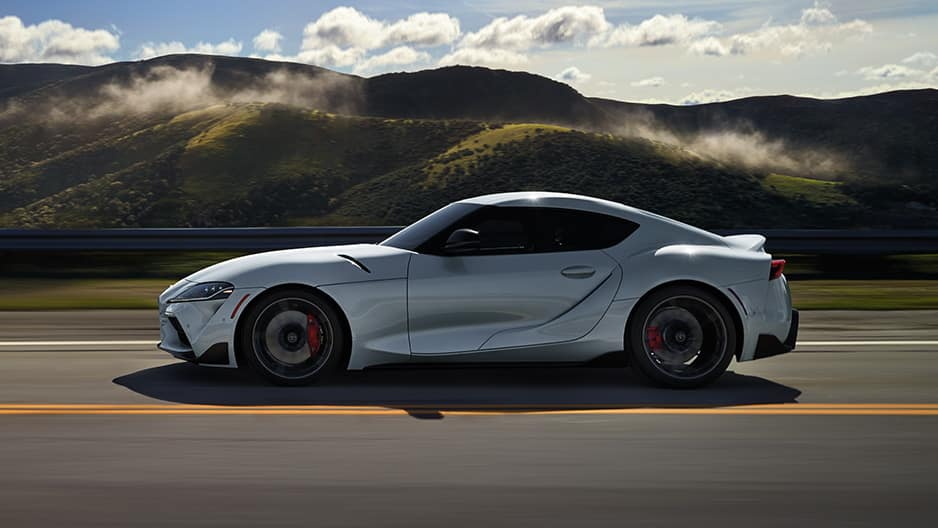 Performance Features of the New Toyota GR Supra at Garber in Waukegan, IL