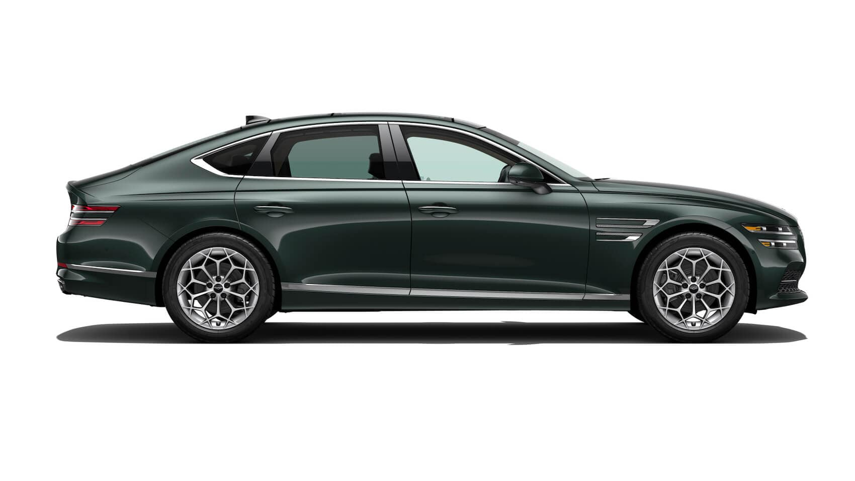 2021 Gensis G80 features Columbus, OH