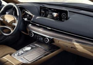 Genesis G80 Interior Columbus OH