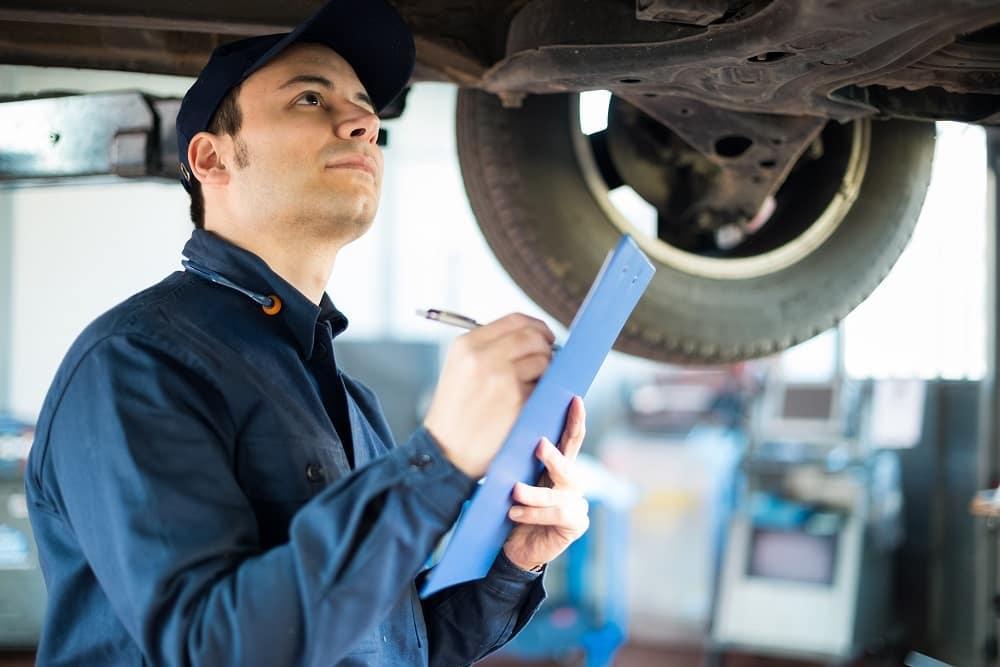 Vehicle Check List
