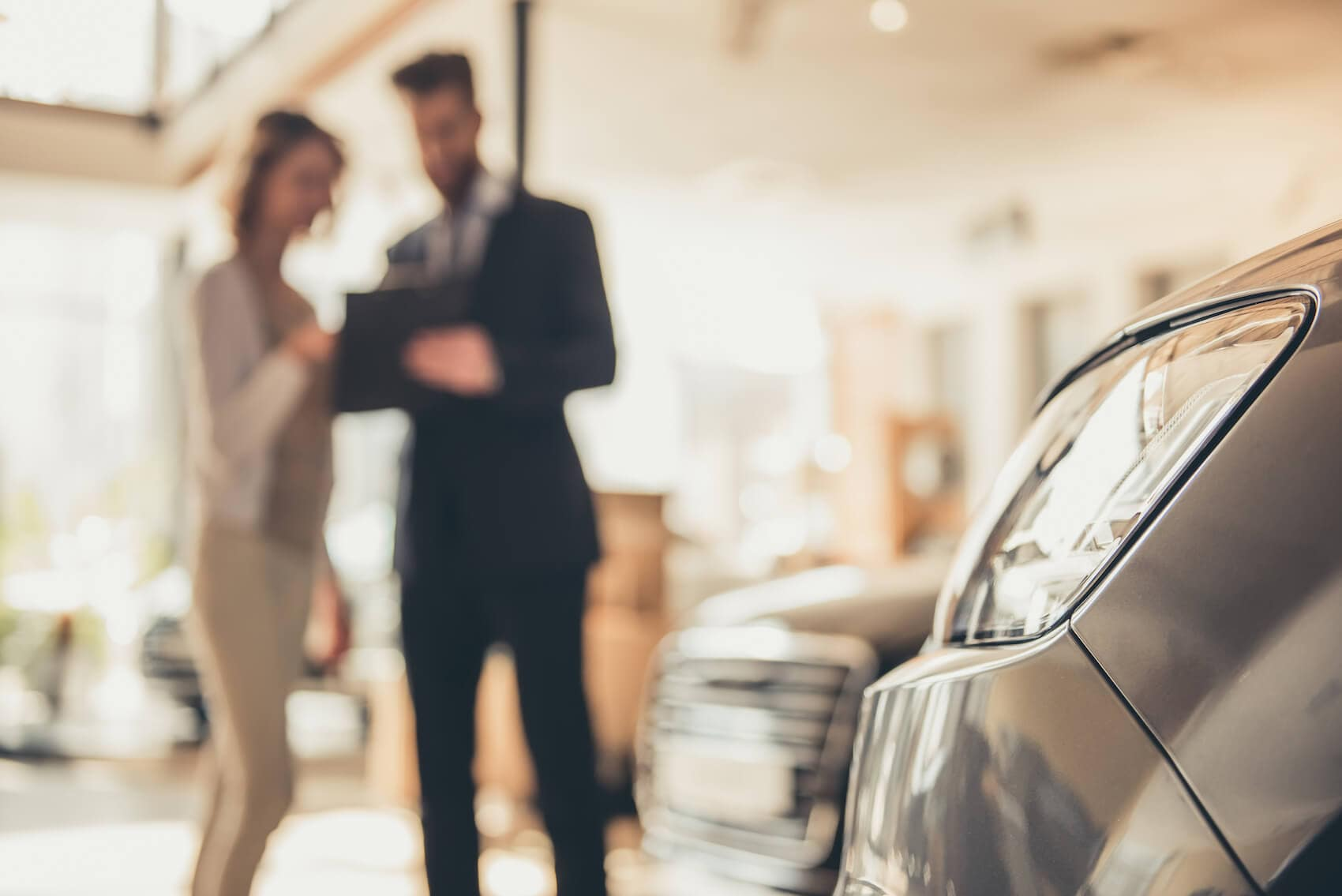 Automotive Financing With a Personal Touch