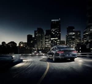 Genesis G80 Road Driving
