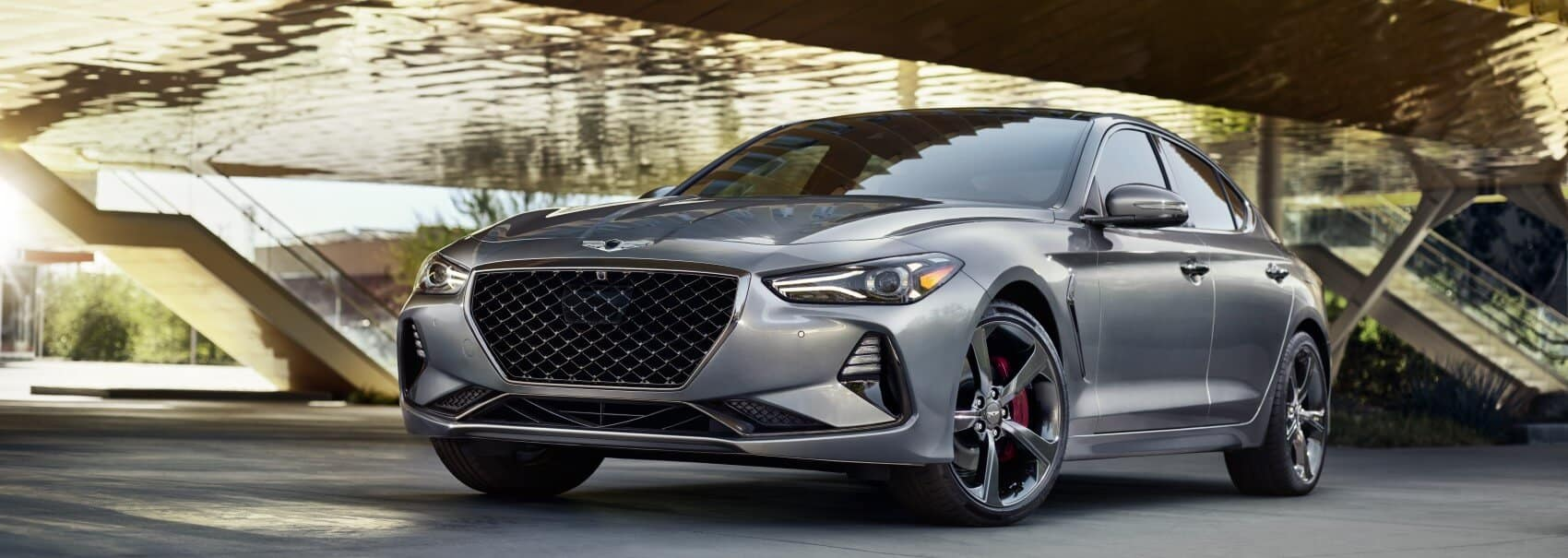 Genesis G70 vs Acura TLX