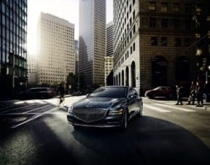 Genesis G80 Safety Features Columbus OH
