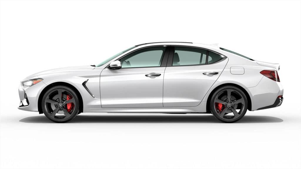 2021 Genesis G70 3.3T Sport trim level Columbus, OH