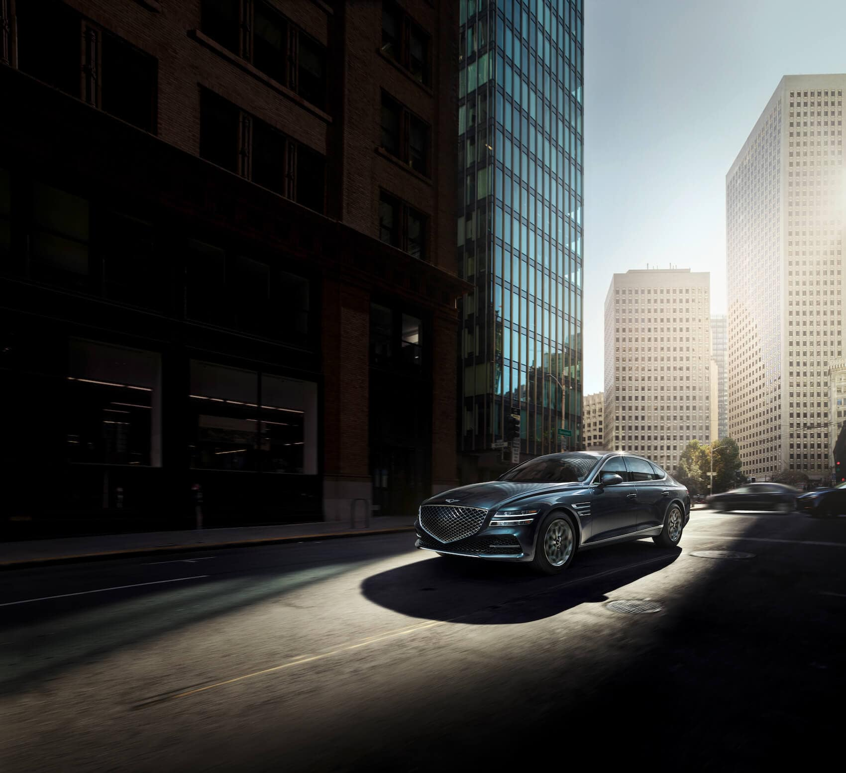 Genesis G80 Safety Features