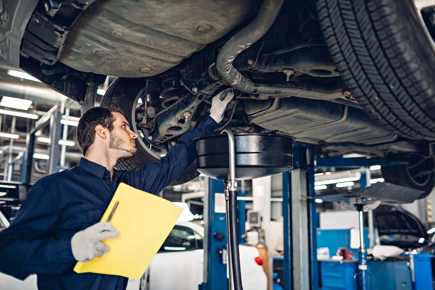Car Maintenance Test