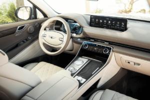 Genesis GV80 vs Audi Q7 Dublin OH