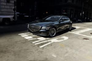 Genesis G80 vs Audi A6