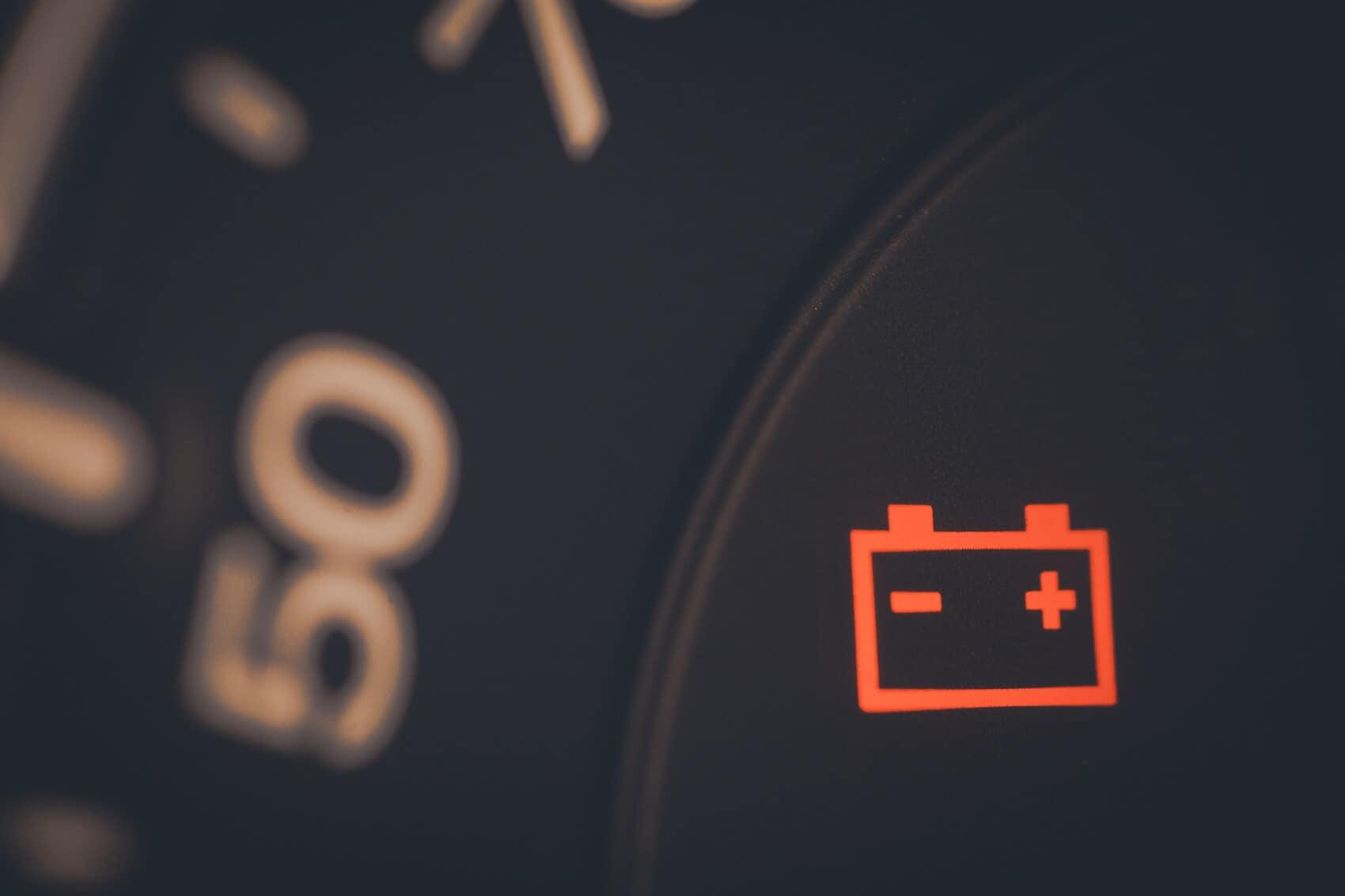 Charging System Warning Light