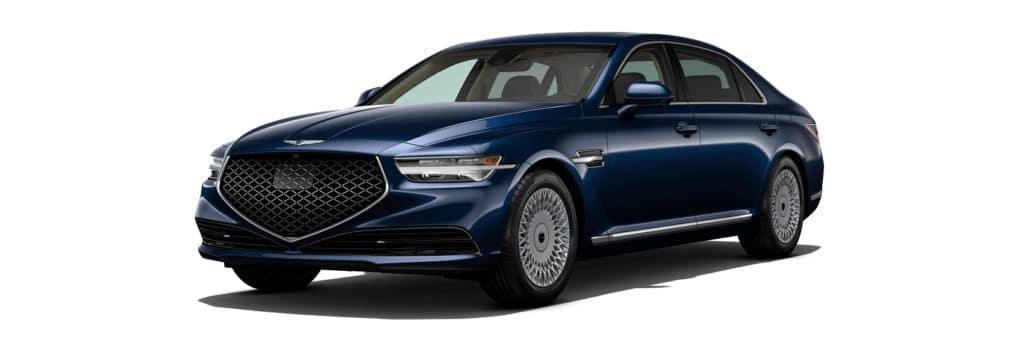 Genesis G90 vs Lexus LS Dublin OH